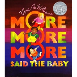 More More More, Said the Baby : 3 Love Stories