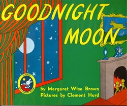 Goodnight Moon ●Margaret Wise Brown/文 Clement Hurd/絵