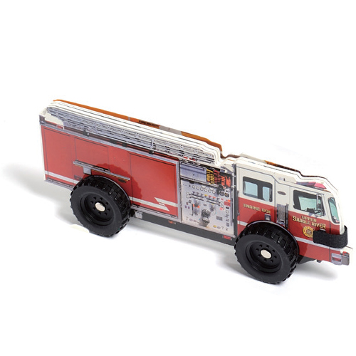 Fire Truck ( Wheelies )