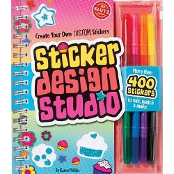 Sticker Design Studio : Create Your Own Custom Stickers