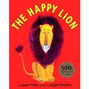 The Happy Lion ●Louise Fatio/文 Roger Duvoisin/絵