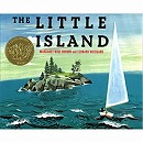 The Little Island ●Golden MacDonald(Margaret Wise Brown)/文 Leonard Weisgard/絵