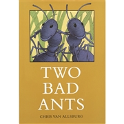 Two Bad Ants
