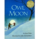 Owl Moon ●Jane Yolen/作 John Schoenherr/絵
