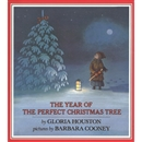 The Year of the Perfect Christmas Tree ●Gloria McLendon Houston/文 Barbara Cooney/絵