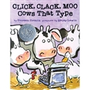 Click, Clack, Moo : Cows That Type(CD付ペーパーバック)