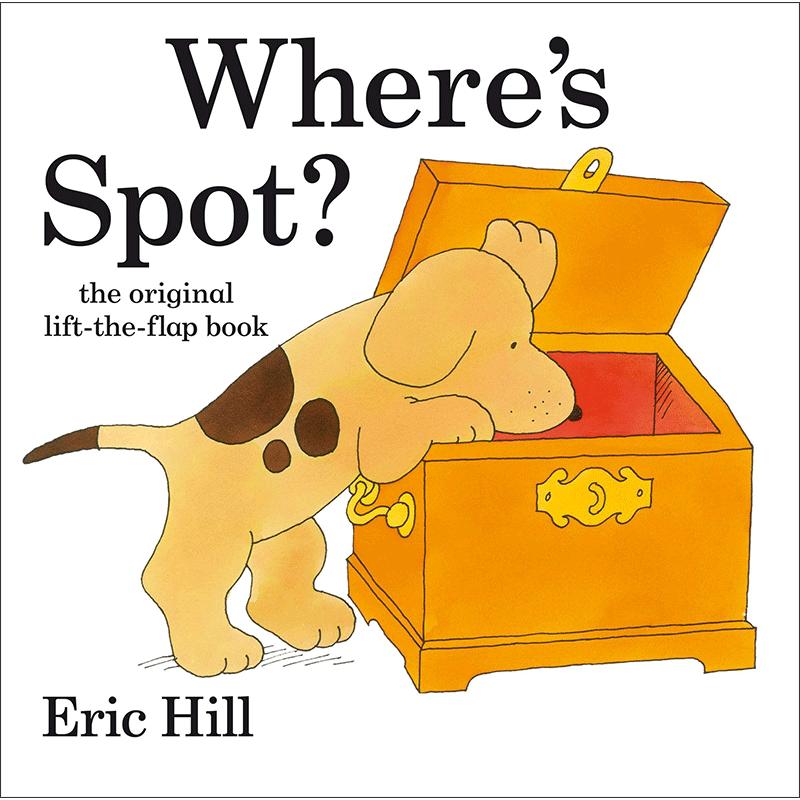 Where's Spot?シリーズ