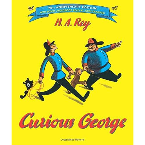 Curious Georgeシリーズ