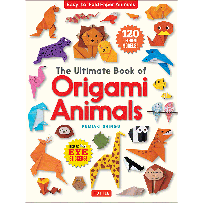 The Ultimate Books of Origami Animals