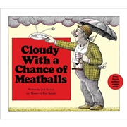Cloudy with a Chance of Meatballs★アウトレット品