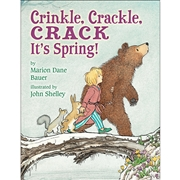 *Crinkle, Crackle, Crack It's Spring!