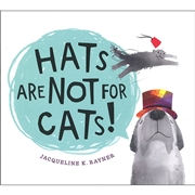 Hats Are Not for Cats!★アウトレット品