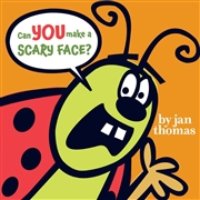 Can You Make a Scary Face?★アウトレット品