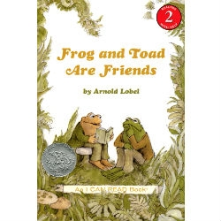 Frog and Toad Are Friends ●Arnold Lobel/作