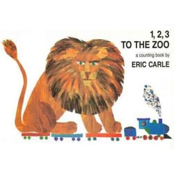 1,2,3 To the Zoo : A Counting Book